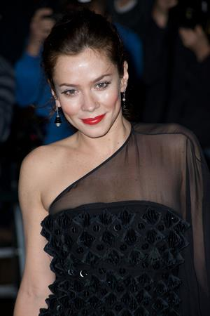 Anna Friel London Evening Standard Theatre Awards