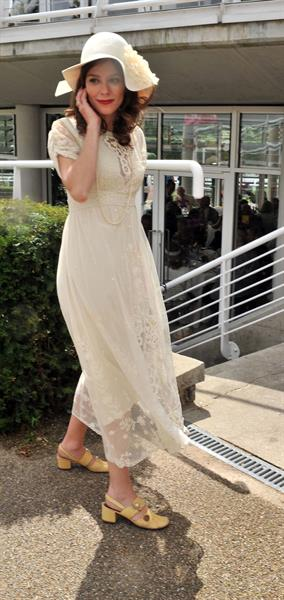 Anna Friel - Glorious Goodwood' Races - August 2, 2012