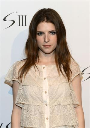 Anna Kendrick - Samsung Galaxy S III Launch Event In Los Angeles (June 21, 2012)