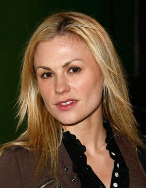 Anna Paquin launch of Loomstate for Target collection at the Big Red Sun Venice, California