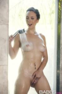 Jade Nile - pussy and nipples