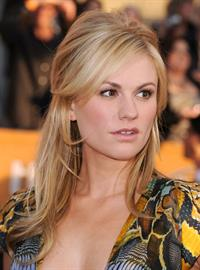 Anna Paquin 16th Annual Screen Actors Guild Awards held at the Shrine Auditorium on January 23, 2010
