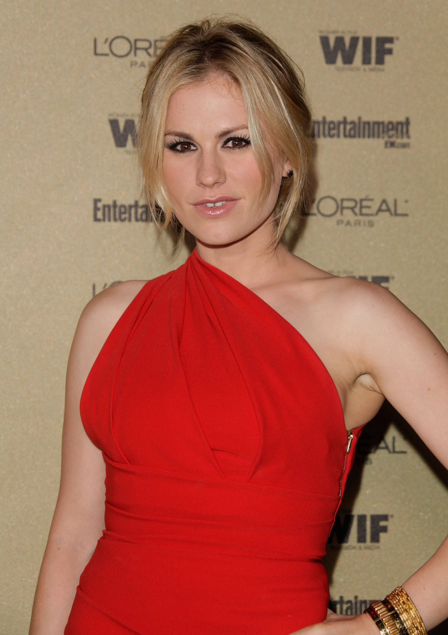 Anna Paquin Attends Entertainment Weekly And Women In Film -8616