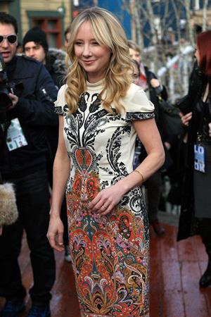Anne Heche at the Sundance film festival on January 20, 2012