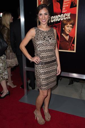 Annika Marks  Hitchcock  Los Angeles Premiere (November 20, 2012)