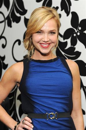 Arielle Kebbel Variety's Power of Comedy presented by the Sims 3 on December 19, 2011