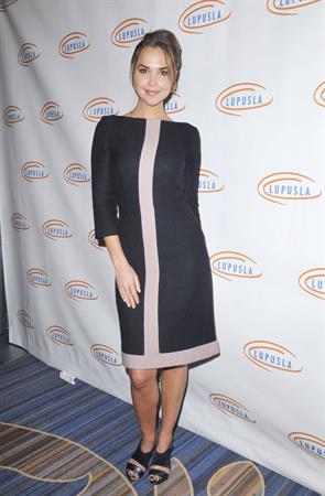 Arielle Kebbel Lupus LA Hollywood Bag Ladies Event in Beverly Hills - November 1, 2012