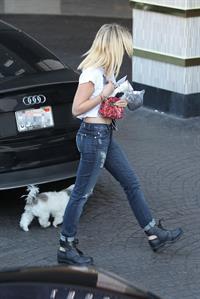 Ashley Benson London Hotel in West Hollywood 11/24/12