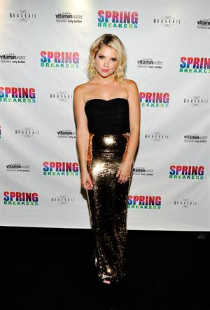 Ashley Benson - Spring Breakers after party at Toronto Film Fest - September 7, 2012