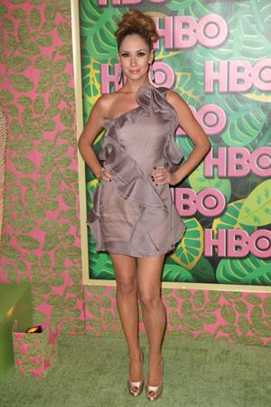 Ashley Jones HBO after party for the 62nd Primetime Emmy Awards on August 29, 2010