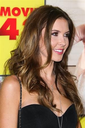 Audrina Patridge 'Movie 43' LA premiere on January 23, 2013