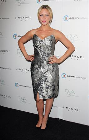 Brittany Snow - 3rd Annual Autumn Party in West Hollywood 10/17/12