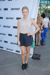 Brittany Snow -  Petunia  Premiere at 2012 OutFest Film Festival in Los Angeles (July 14, 2012)