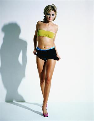 Cameron Diaz - Photoshoot For Esquire November 1997