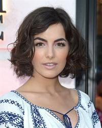 Camilla Belle - Carolina Herrera Boutique Opening 6/26/13