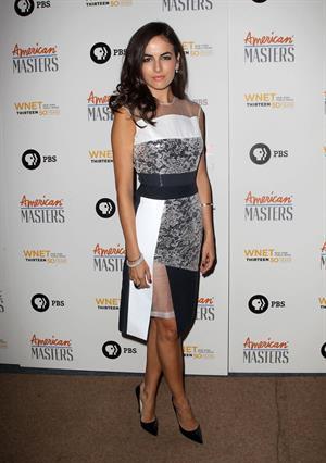 Camilla Belle American Masters Inventing David Geffen Los Angeles Premiere (November 13, 2012)