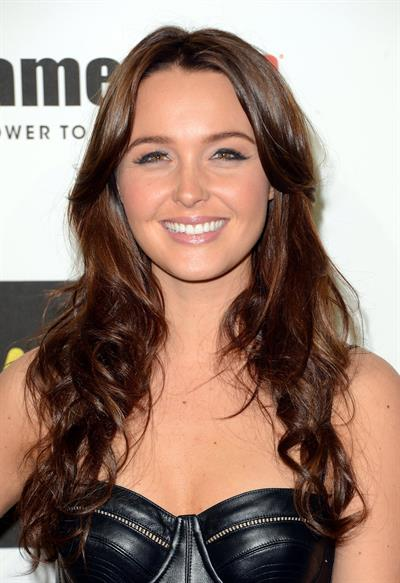 Camilla Luddington Spike TV's 10th Annual Video Game Awards, Dec 7, 2012