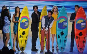 Candice Accola - 2012 Teen Choice Awards in Universal City (July 22, 2012)