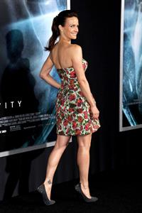 Carla Gugino  Gravity  New York Premiere on Oct. 1, 2013