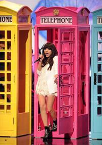 Carly Rae Jepsen American Music Awards - Performance (November 18, 2012)