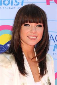 Carly Rae Jepsen - 2012 Teen Choice Awards in Universal City (July 22, 2012)