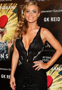 Carmen Electra Marcus & Indrani Icon book launch in LA 10.01.13