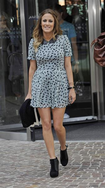 Caroline Flack X Factor auditions July 13, 2011