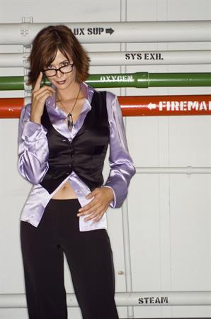Catherine Bell - Kevin Foley Photoshoot For Brentwood Magazine