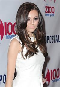 Cher Lloyd Z100's Jingle Ball presented by Aeropostale 12/7/12