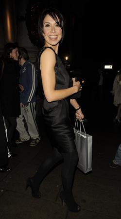 Christine Bleakley Morgan Awards on December 1, 2009