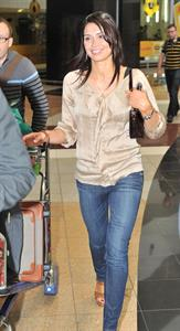 Christine Bleakley South Africa June 25, 2010