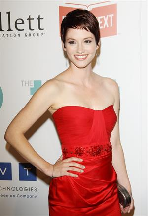 Chyler Leigh attends The Thirst Project 3rd Annual Gala at The Beverly Hilton Hotel on June 26, 2012 in Beverly Hills, California.