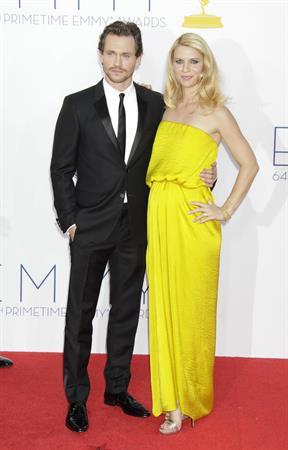 Claire Danes - 64th Primetime Emmys Nokia Theatre LA Sept 23, 2012