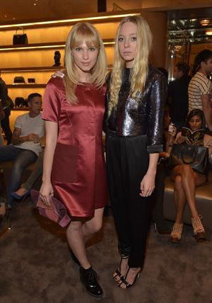 Claudia Lee Marc Jacobs Spring/Summer 2014 Collection Preview (October 18, 2013)