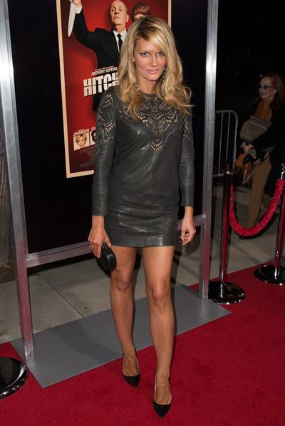 Courtney Hansen  Hitchcock  Los Angeles Premiere (November 20, 2012)
