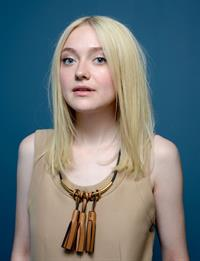 Dakota Fanning- Portraits at TIFF 9/7/13