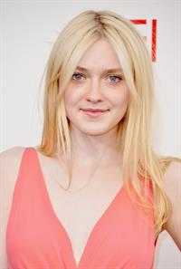 Dakota Fanning - AFI Life Achievement Award Honoring Shirley MacLaine in LA June 7, 2012