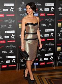 Dannii Minogue million dollar lunch fundraiser in Melbourne on July 29, 2011