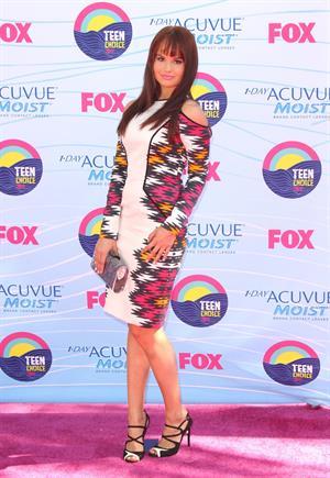 Debby Ryan - 2012 Teen Choice Awards in Universal City (July 22, 2012)