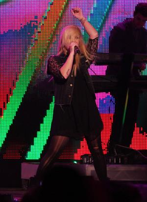 Demi Lovato We Day 2012 in Vancouver 10/18/12