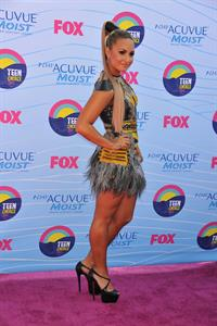 Demi Lovato - 2012 Teen Choice Awards in Universal City (July 22, 2012)