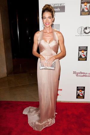 Denise Richards The American Humane Association's Hero Dog Awards on October 6, 2012