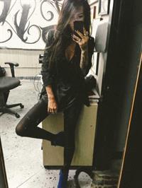Jenah Yamamoto taking a selfie