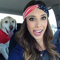 Sierra Dallas taking a selfie
