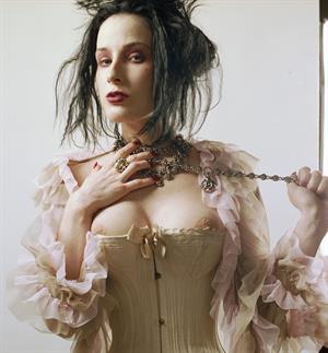 Dita Von Teese - Ian White photoshoot