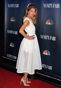 Doutzen Kroes NBC Fall Launch Party New York, Sep. 16, 2013