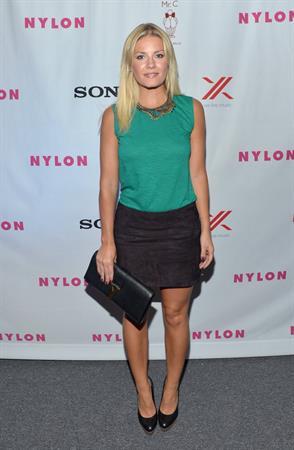 Elisha Cuthbert - Nylon September TV Issue Party in Beverly Hills - September 15, 2012