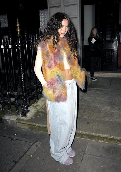 Eliza Doolittle Private function in London - November 14, 2012