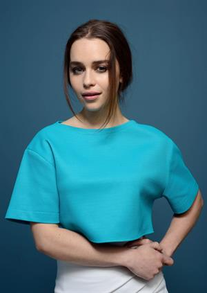Emilia Clarke  Dom Hemingway  Portraits - 2013 Toronto International Film Festival, September 9, 2013