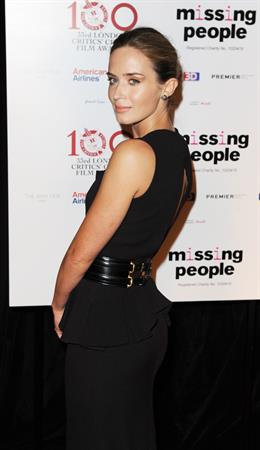 Emily Blunt The London Film Critics Circle Film Awards, Jan 20, 2013